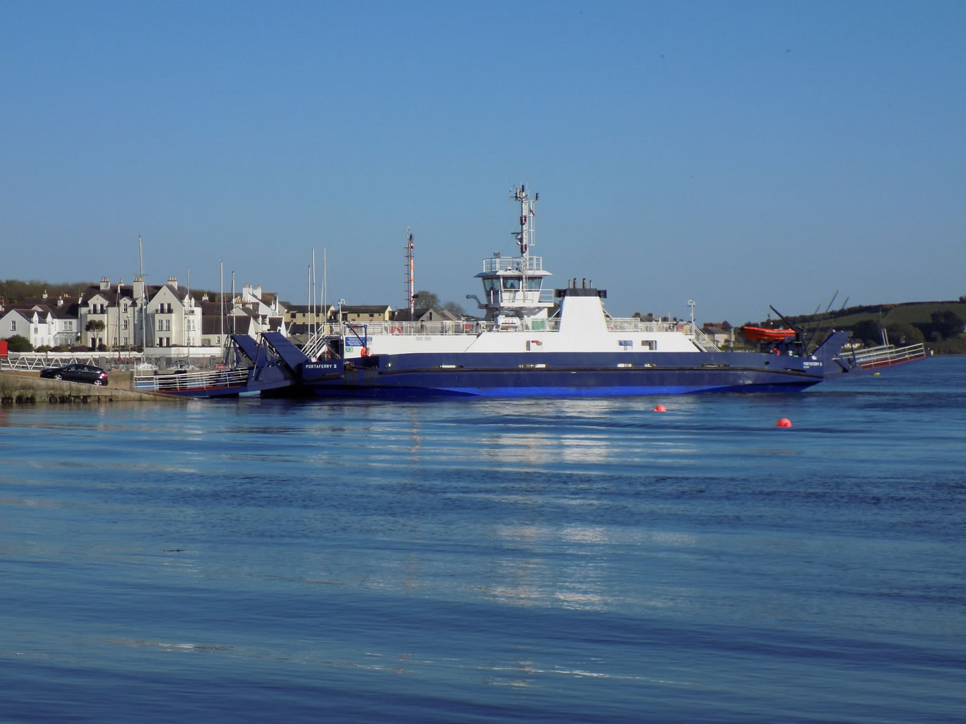 Ferry at Portaferry