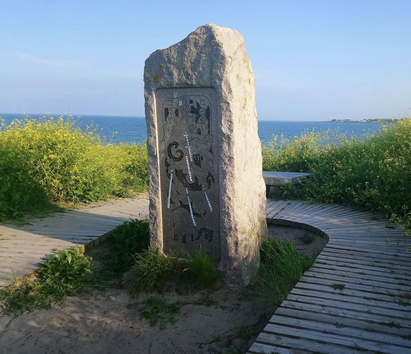 Millennium Stone Cloughey