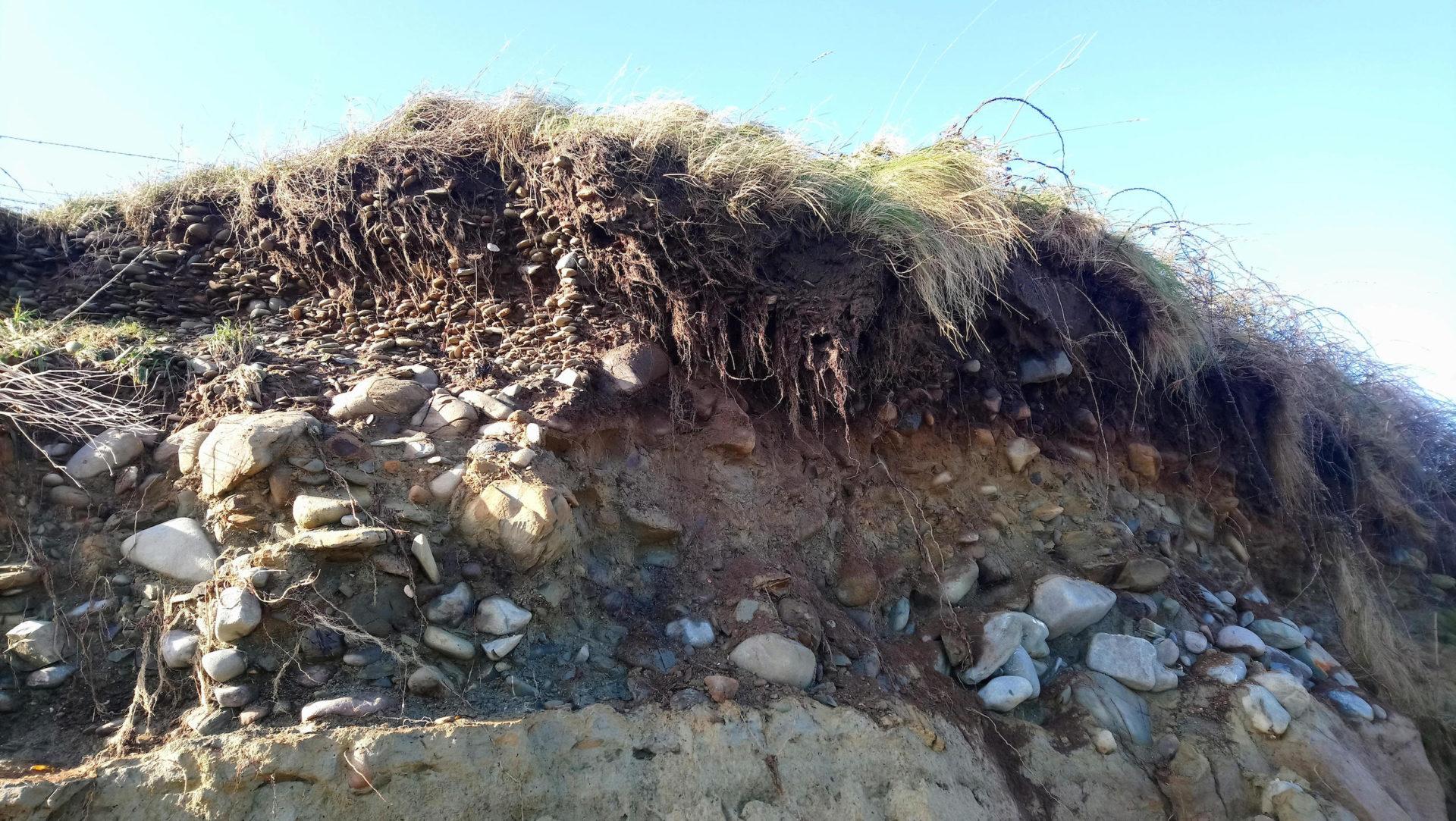 Coastal Erosion at Slanes Point